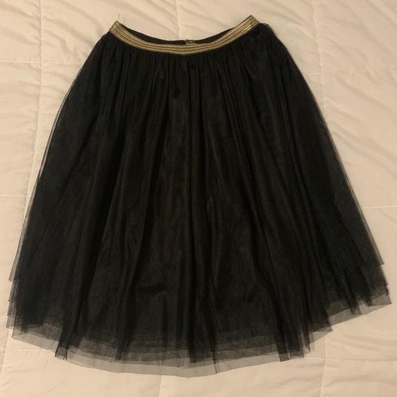 Xhilaration Dresses & Skirts - Black Tulle Skirt
